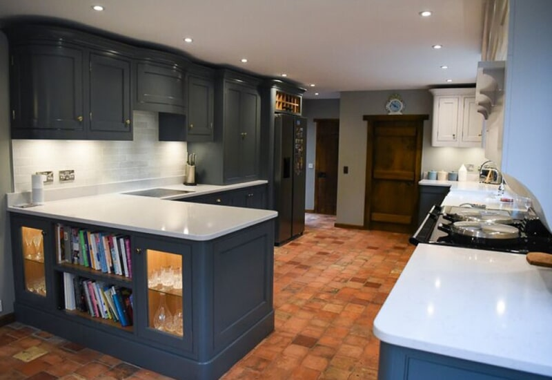 Modern countertops in San Bernardino, CA from Simple Touch Interior Solutions