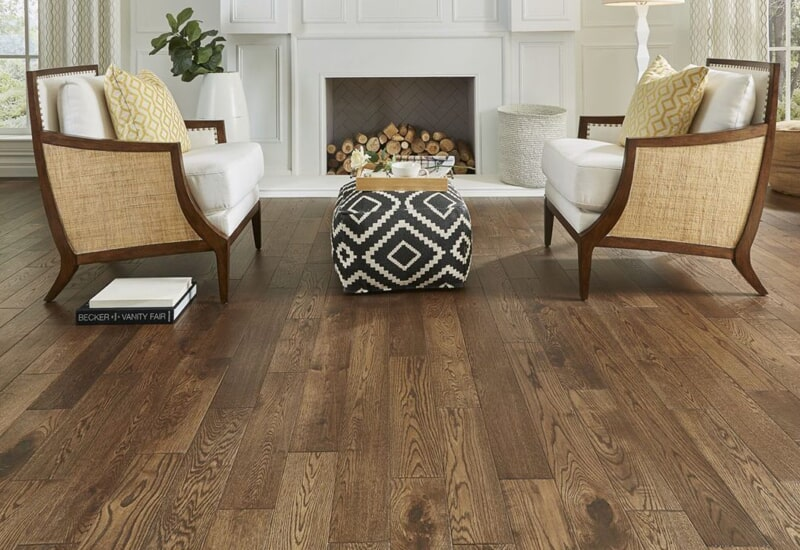 Modern wood flooring in Loma Linda, CA from Simple Touch Interior Solutions