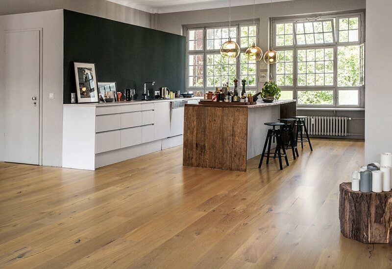Waterproof wood flooring in Yucaipa, CA from Simple Touch Interior Solutions