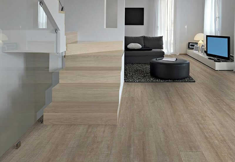 Luxury vinyl flooring in Highland, CA from Simple Touch Interior Solutions