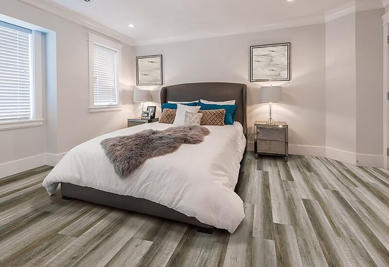Vinyl flooring in Loma Linda, CA from Simple Touch Interior Solutions