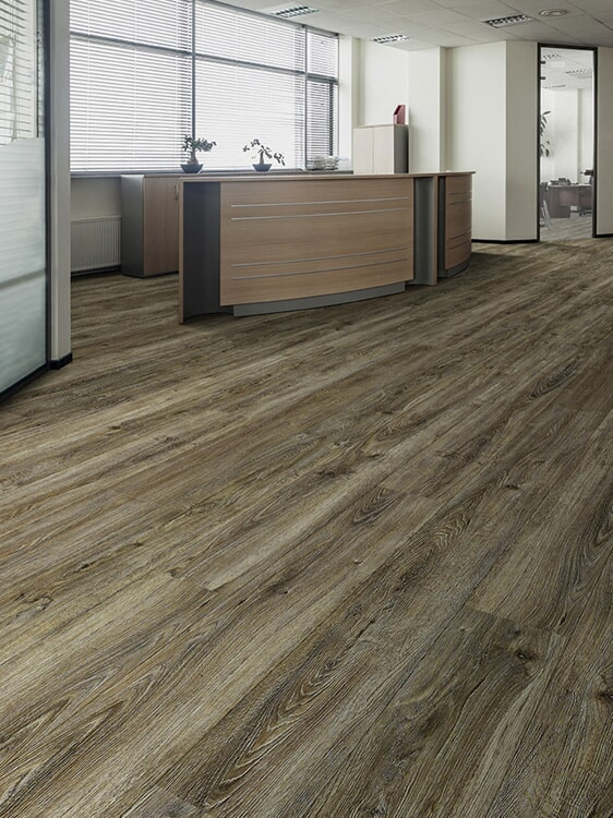 New wood flooring in Redlands, CA from Simple Touch Interior Solutions