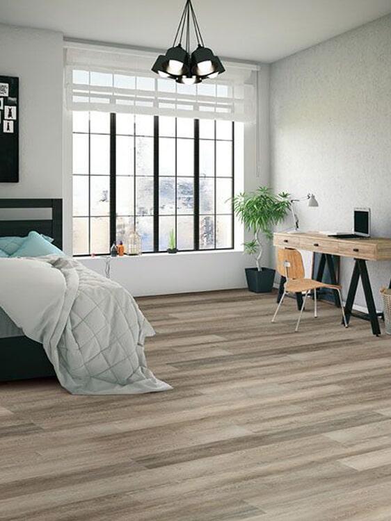 Vinyl plank flooring in San Bernardino, CA from Simple Touch Interior Solutions