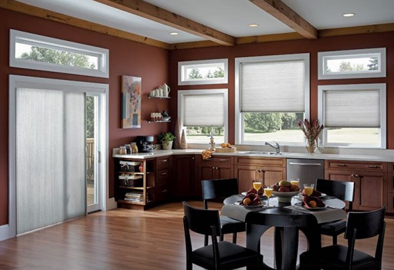 White window coverings in Highland, CA from Simple Touch Interior Solutions