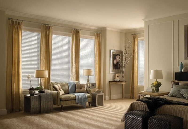 Window shades and drapes in Loma Linda, CA from Simple Touch Interior Solutions