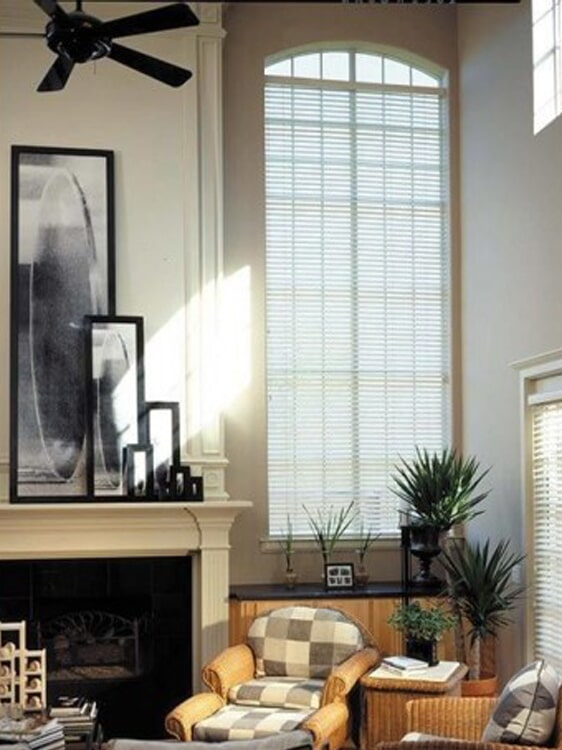 Large window blinds in Loma Linda, CA from Simple Touch Interior Solutions