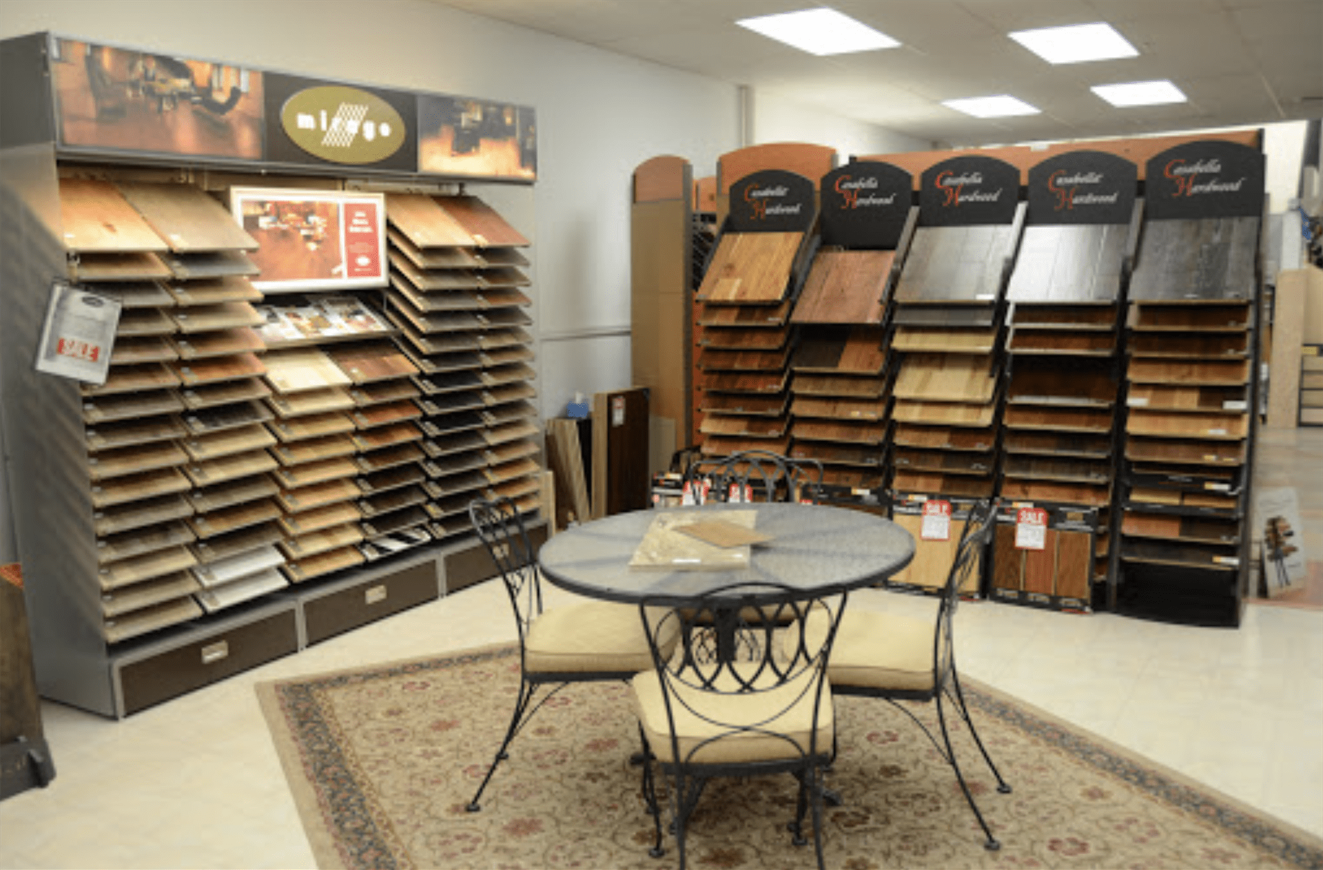 Floorcrafters - Moline showroom in Moline, IL
