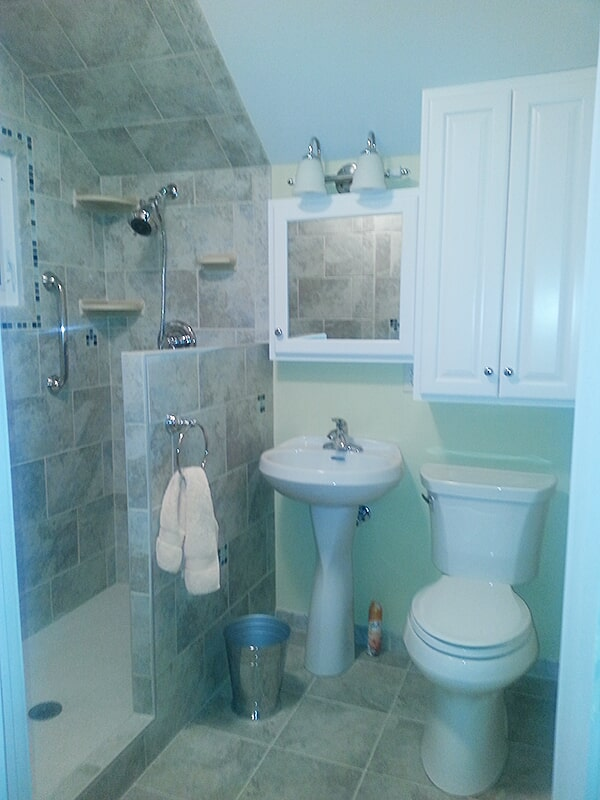 Bathroom tiles from Floorcrafters - Moline in Bettendorf, IA