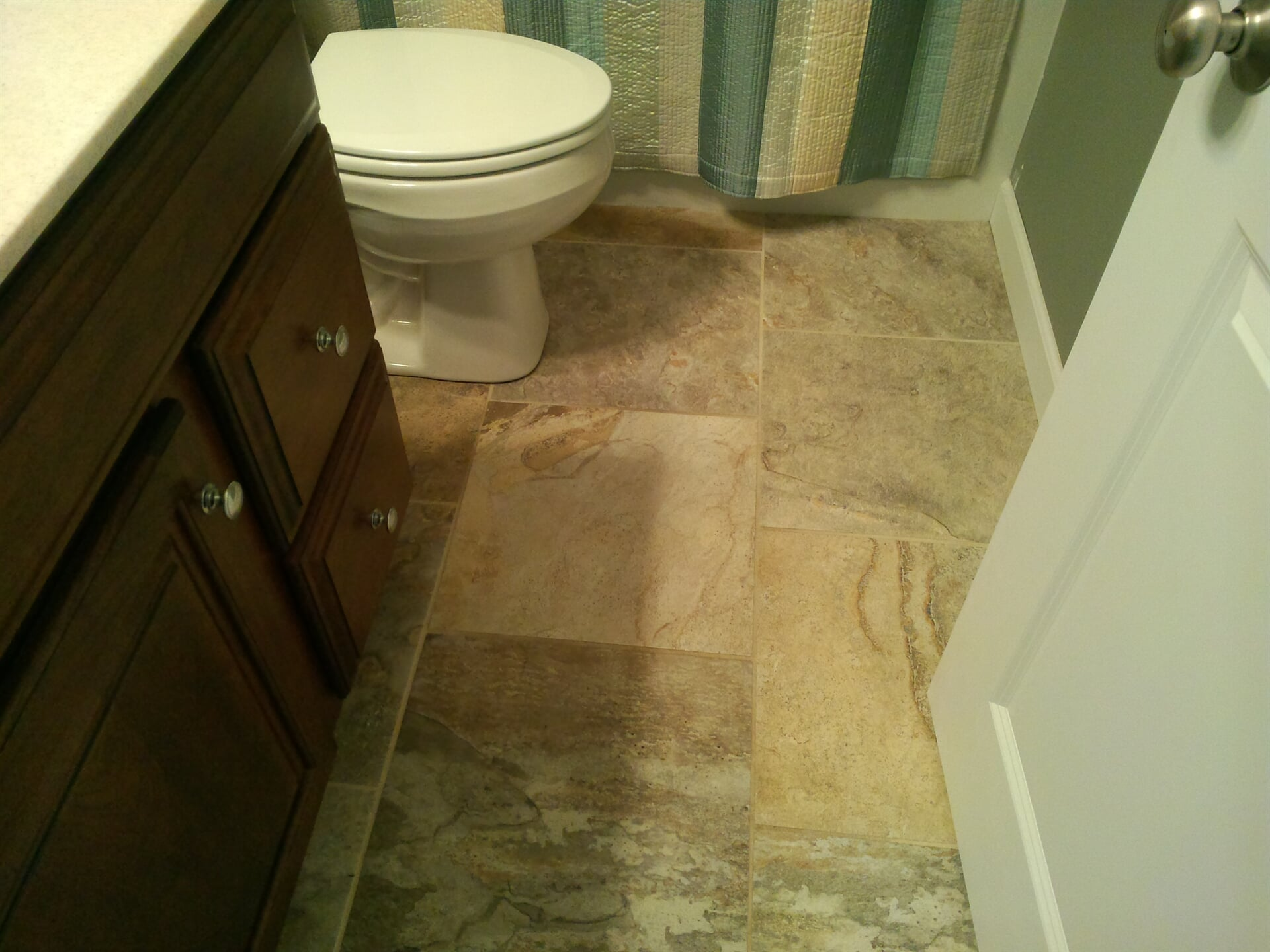 Tile flooring from Floorcrafters - Moline in Rock Island, IL