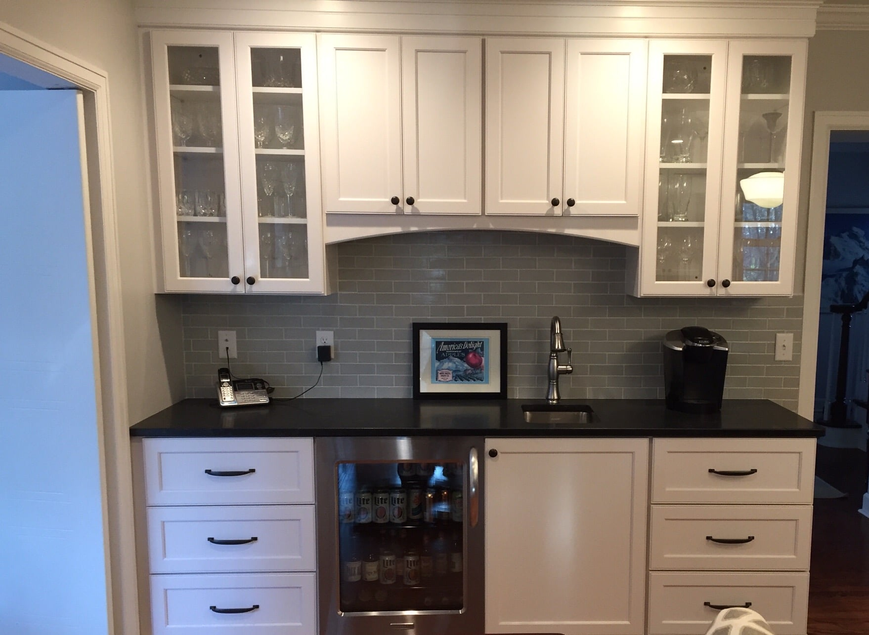 Kitchen remodel from Floorcrafters - Moline in East Moline, IL