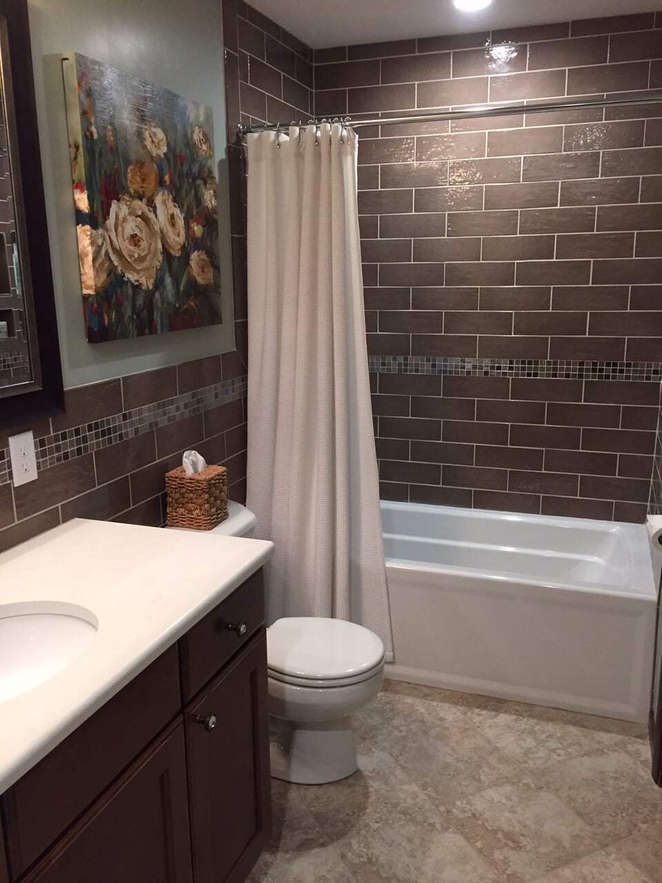 Luxury vinyl tile from Floorcrafters - Moline in Moline, IL