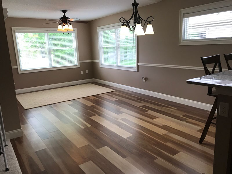 Hardwood flooring from Floorcrafters - Moline in Rock Island, IL