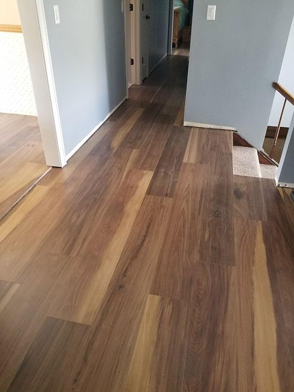 Hardwood flooring from Floorcrafters - Moline in Davenport, IA