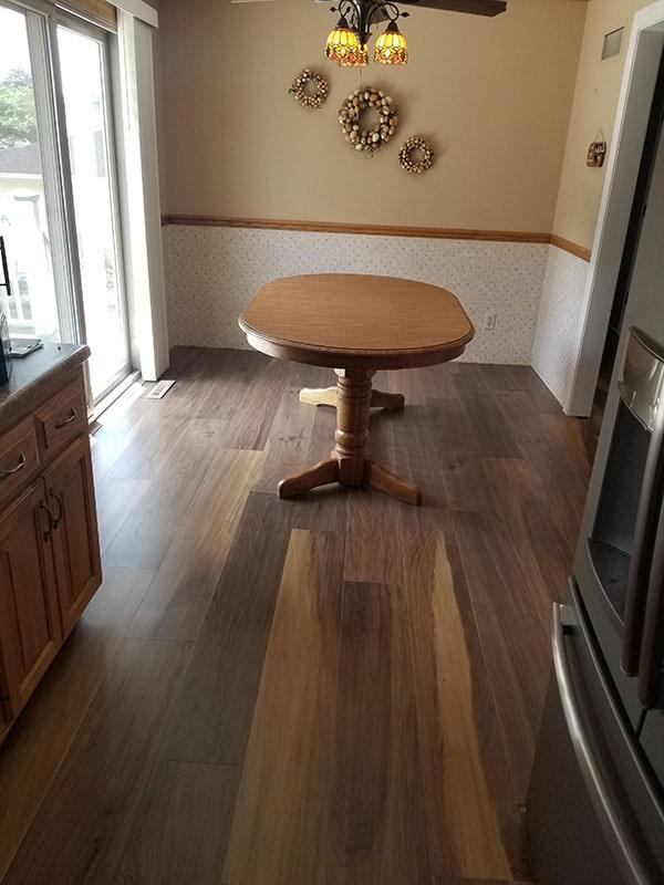 Luxury vinyl plank flooring from Floorcrafters - Moline in Bettendorf, IA