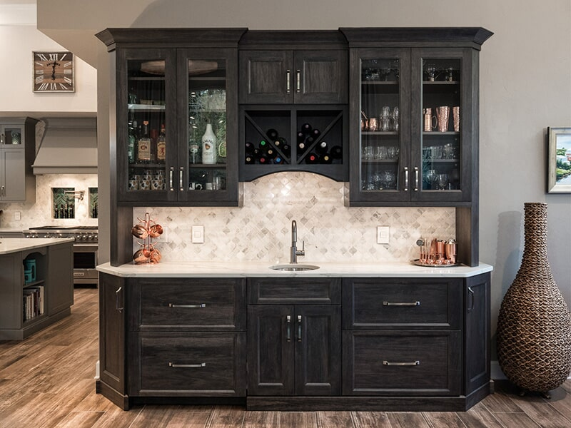 Dark Eclipse Cabinetry at Ricks Park N Save, Inc. in Chillicothe, OH