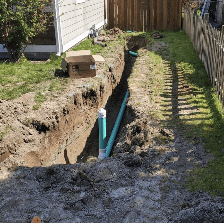 emergency sewer replacement
