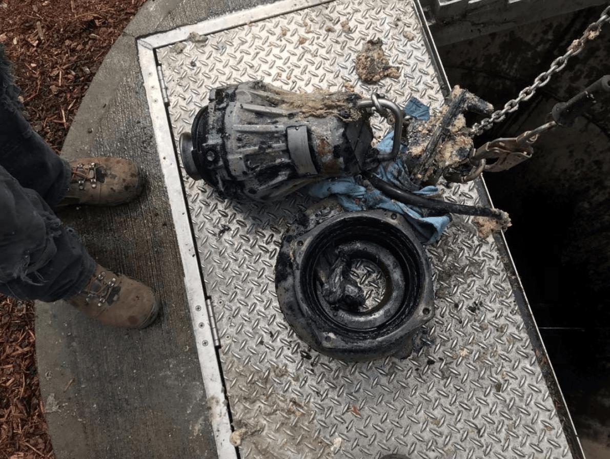 Sewage Duplex System