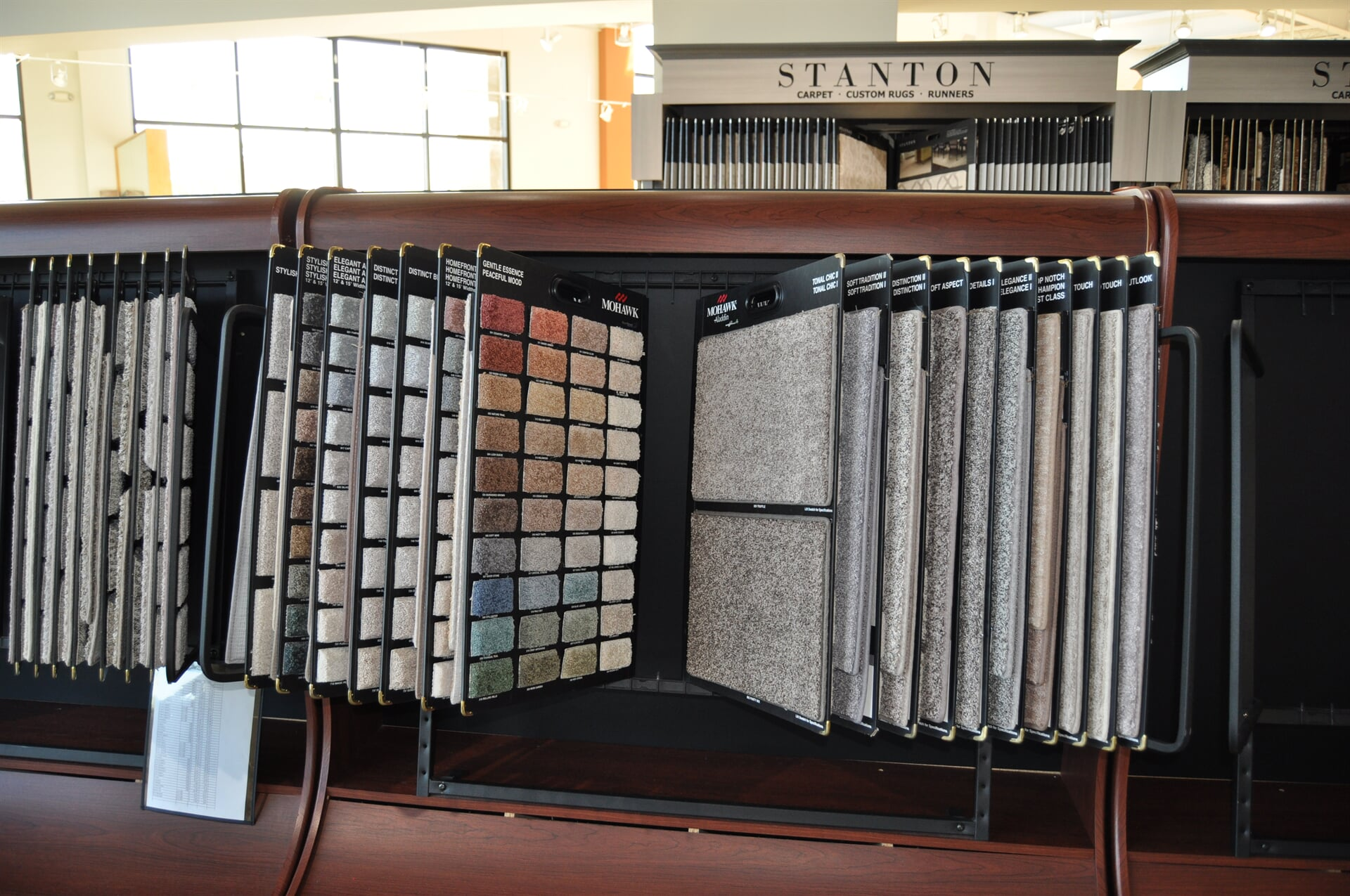 Every color of Mohawk carpet for your Atlanta, GA home from Beckler's Flooring Center
