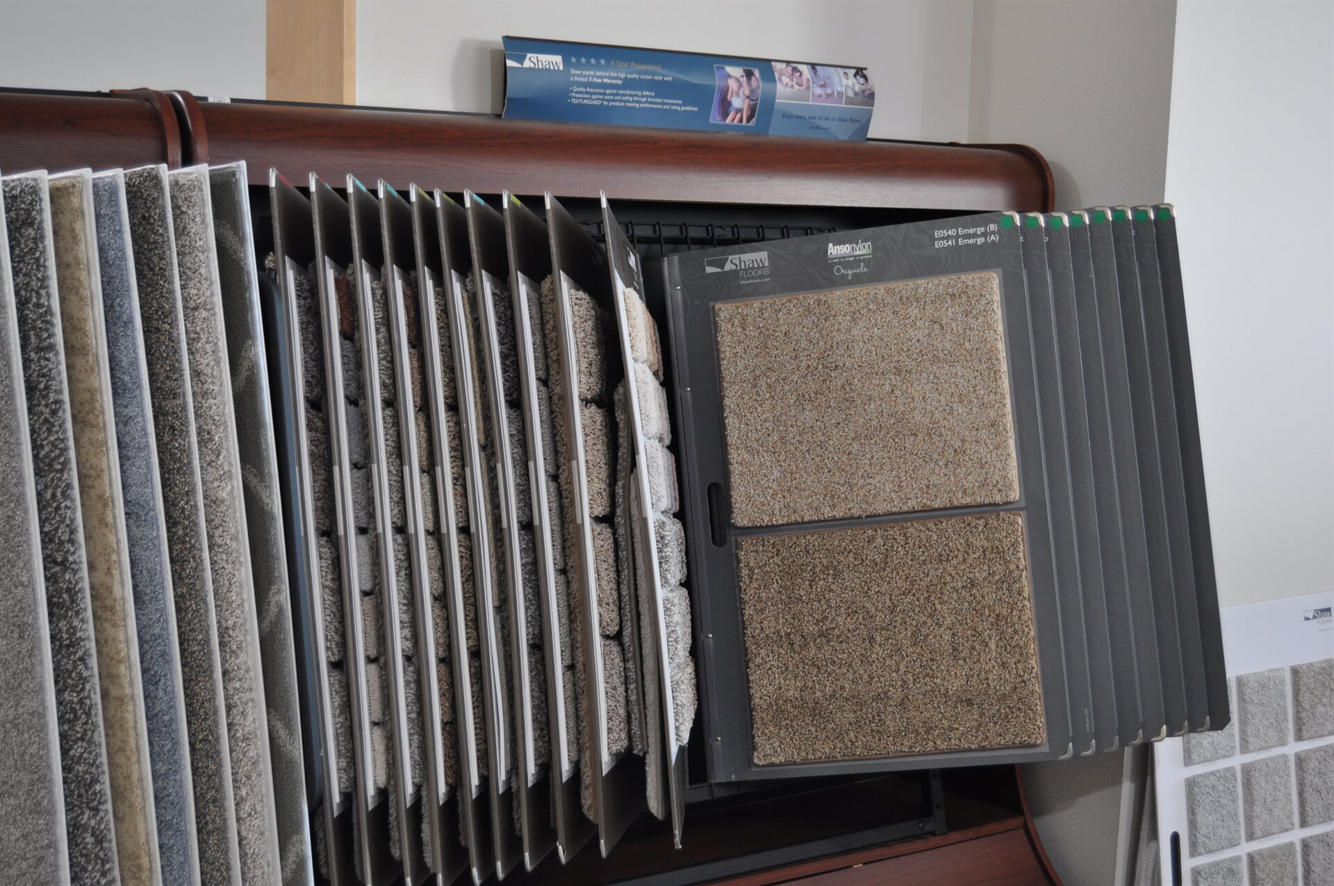 Shaw carpet flooring for your Chattanooga, TN home from Beckler's Flooring Center