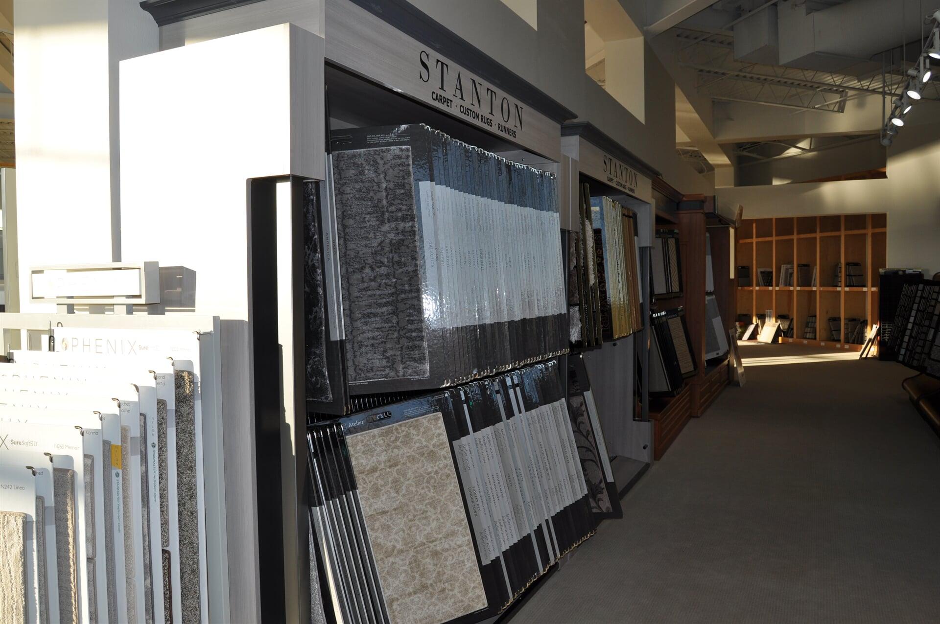 Patterned carpet options for your Atlanta, GA home from Beckler's Flooring Center