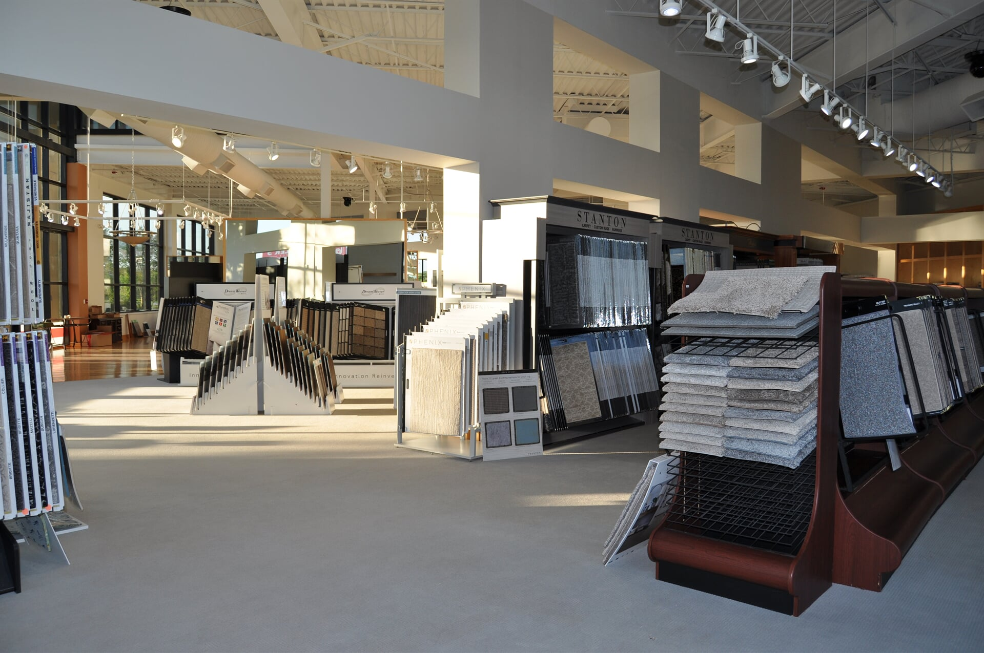 Find the perfect carpet for your Rome, GA home from Beckler's Flooring Center