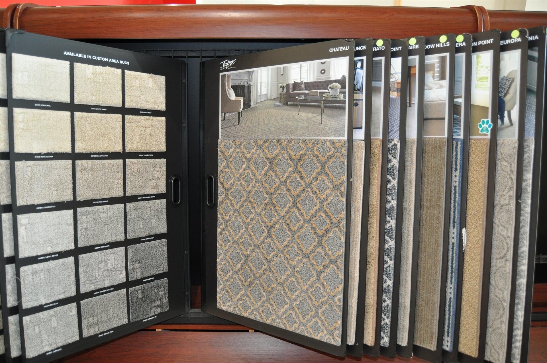 Tuftex carpet for your Nashville, TN home from Beckler's Flooring Center