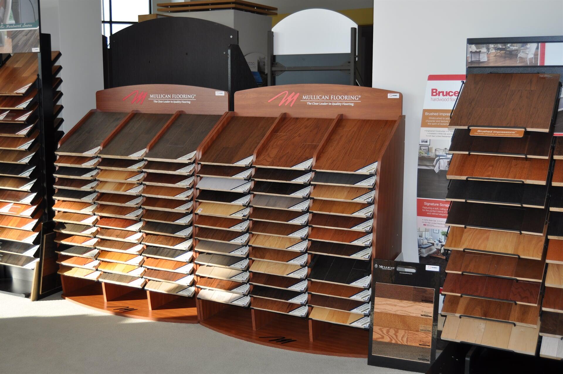 Mullican Flooring for your Rome, GA home from Beckler's Flooring Center