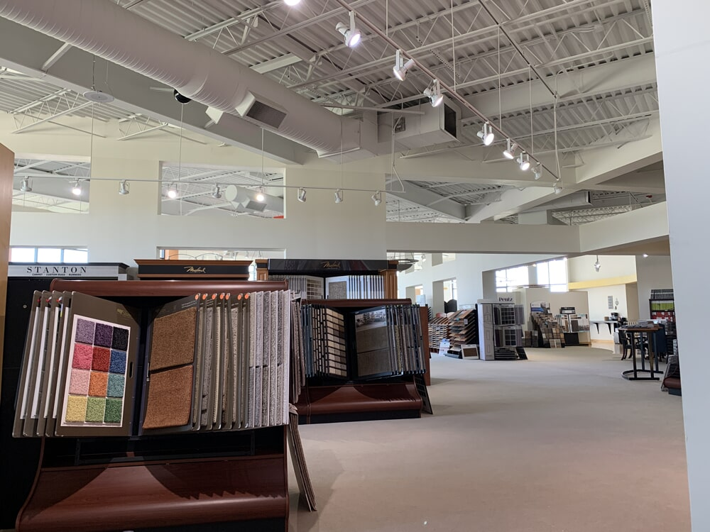 Endless carpet options for your Chattanooga, TN home from Beckler's Flooring Center