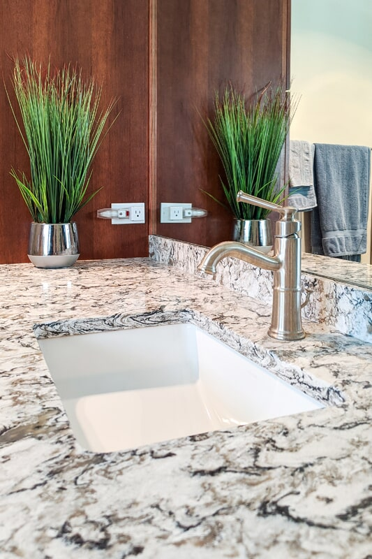 Countertop from Strait Floors in