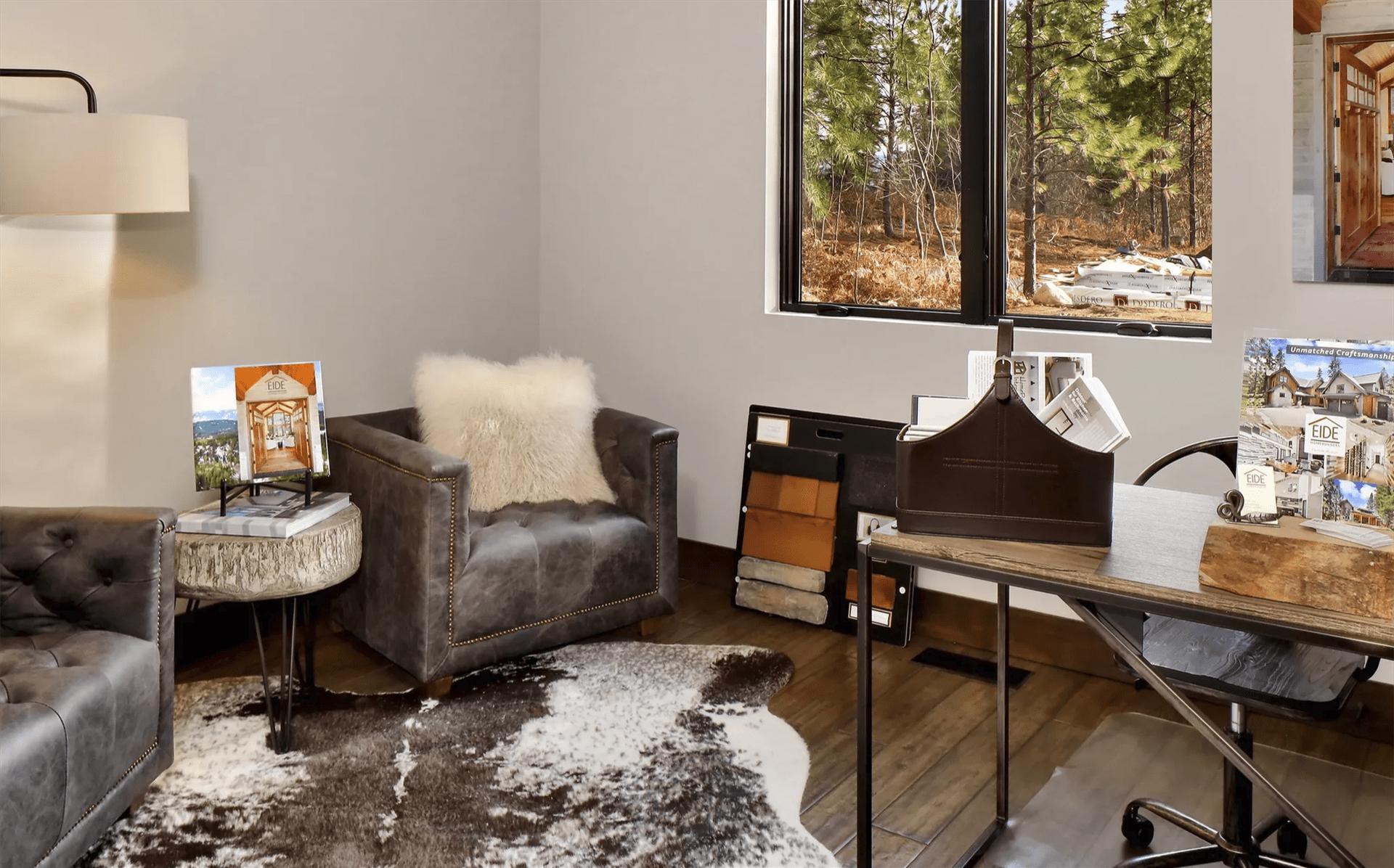 Hardwood from HomePort Interiors in Bellingham, WA