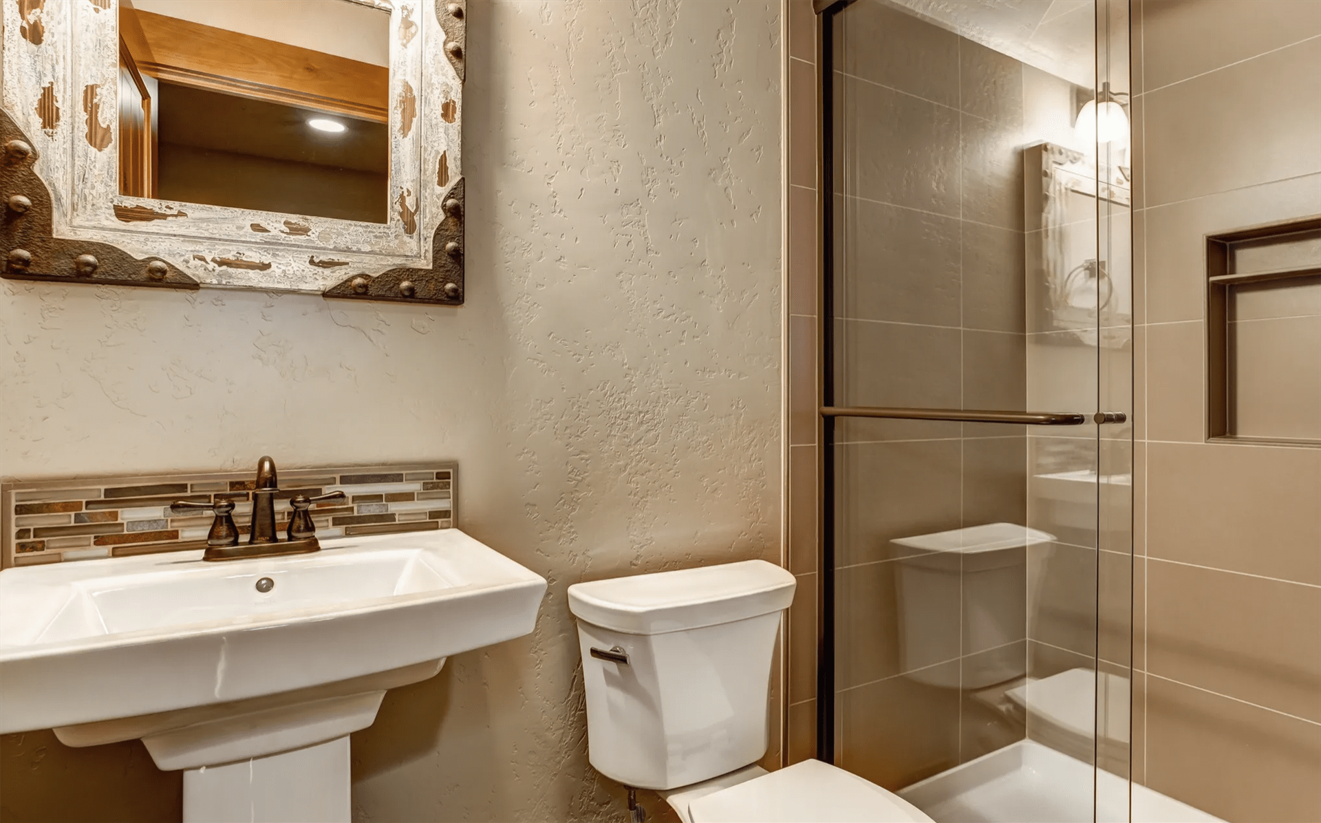 Tiles from HomePort Interiors in Ferndale, WA