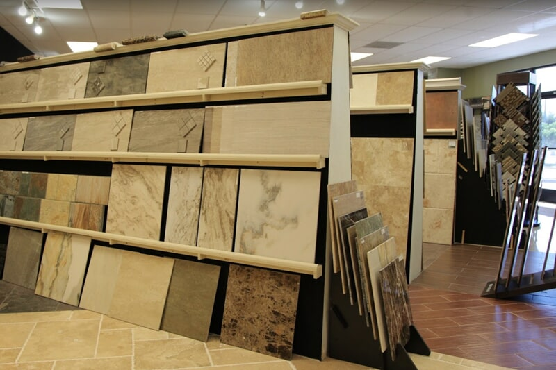 Natural stone flooring for your Shafter, CA home from Michael Flooring Inc.