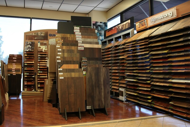 Hardwood floors for your Wasco, CA home from Michael Flooring Inc.
