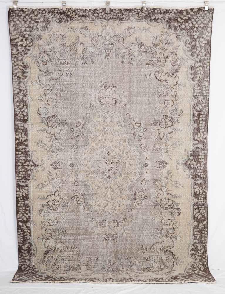 Turkey – Vintage Overdyed, 6'3 x 9'8