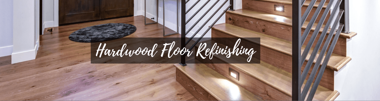 Hardwood Floor Refinishing from Quantum Floors