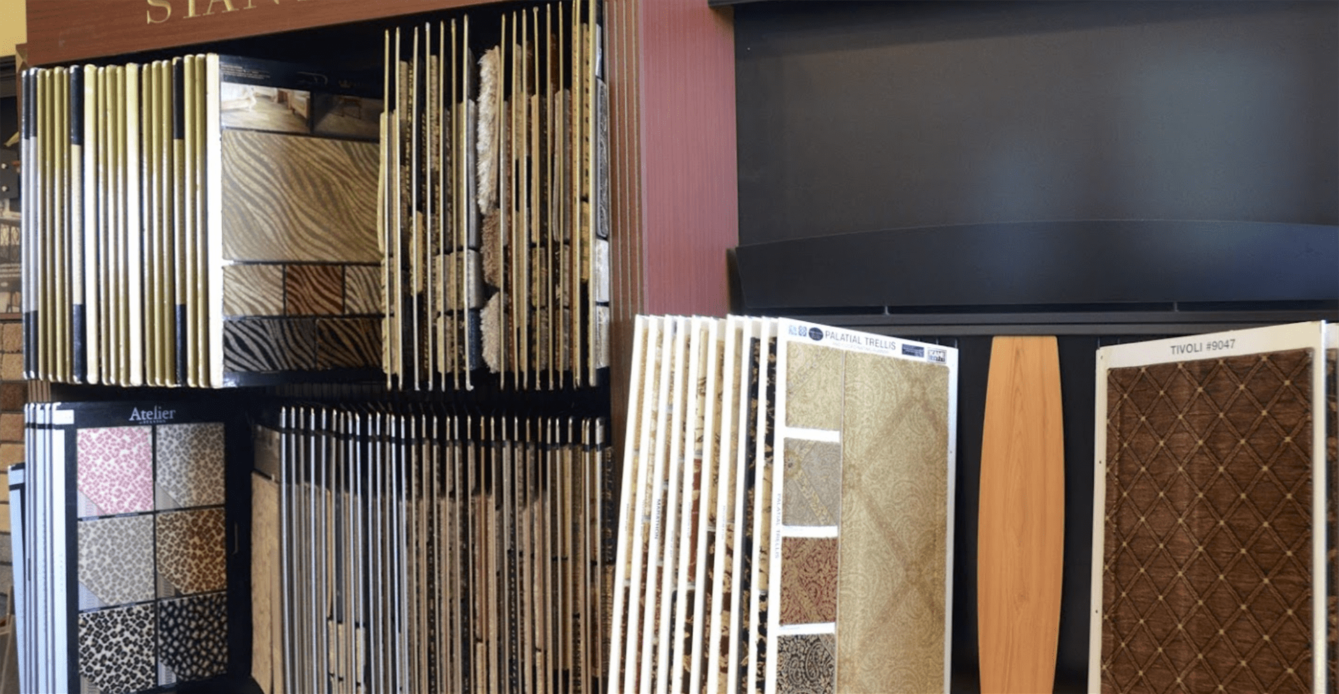 Superb Carpets, Inc. showroom in West Chicago, IL