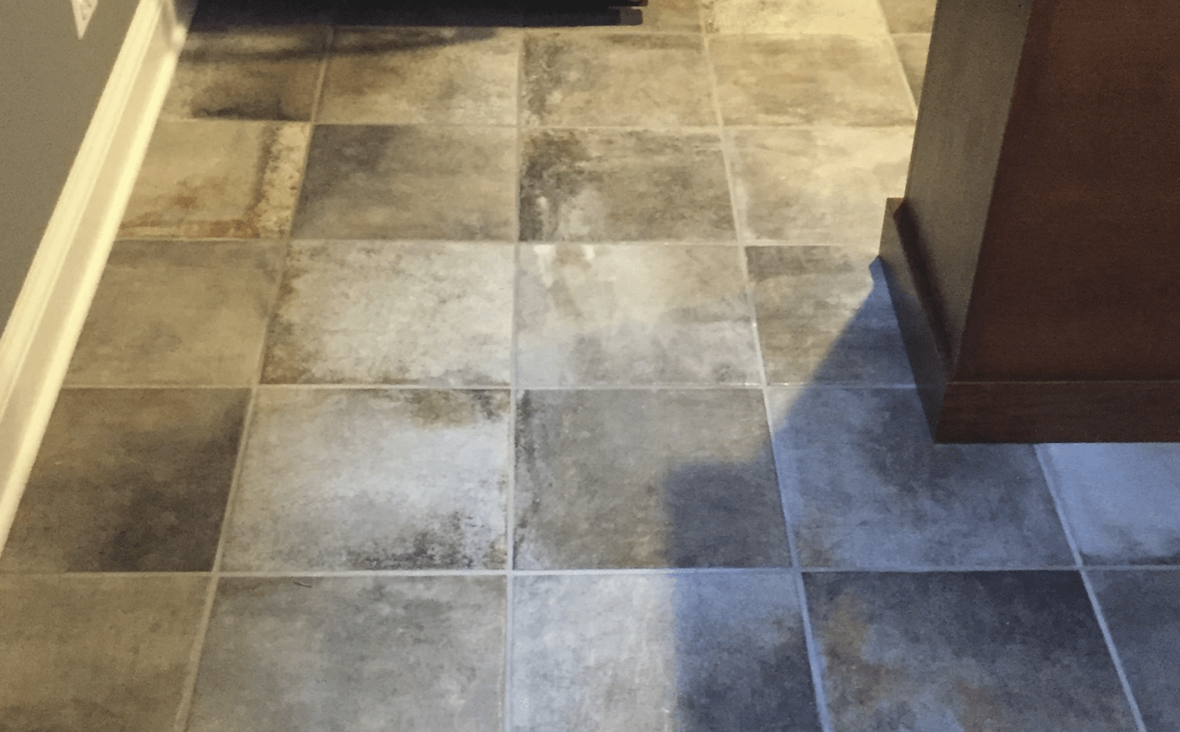 Luxury vinyl tile flooring from Superb Carpets, Inc. in St. Charles, IL