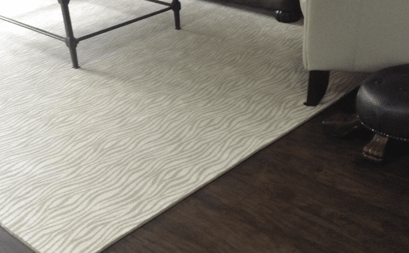 Area rug from Superb Carpets, Inc. in St. Charles, IL