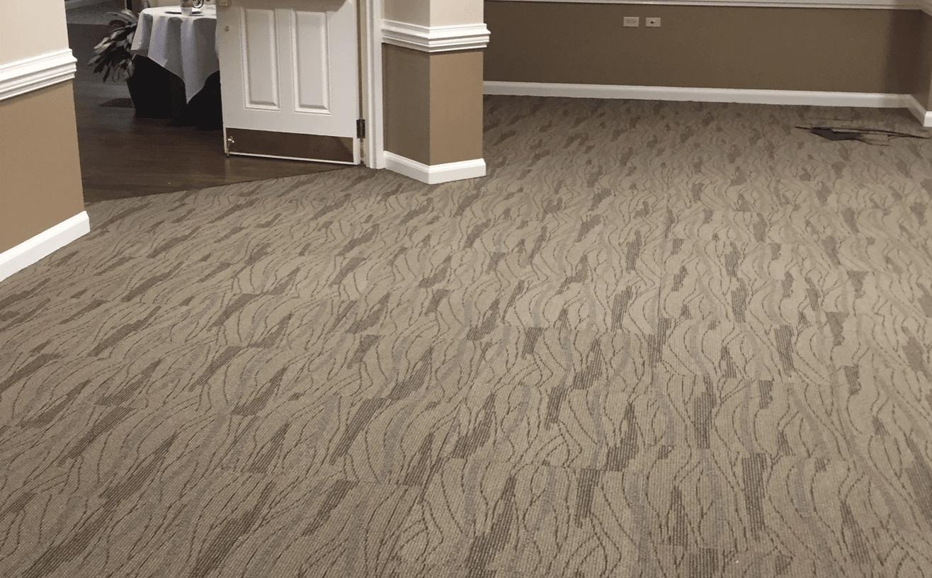 Carpet flooring from Superb Carpets, Inc. in Carol Stream, IL