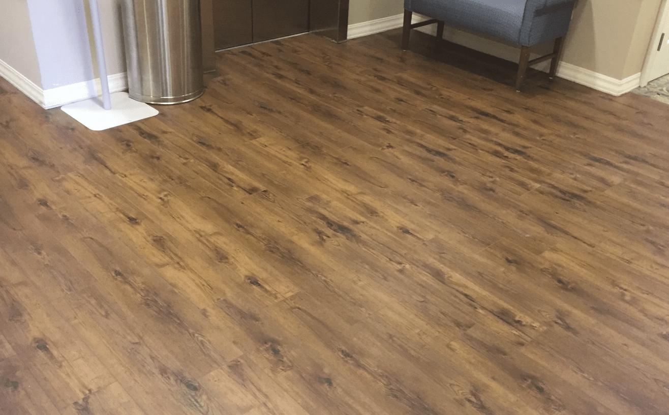 Hardwood flooring from Superb Carpets, Inc. in Glen Ellyn, IL