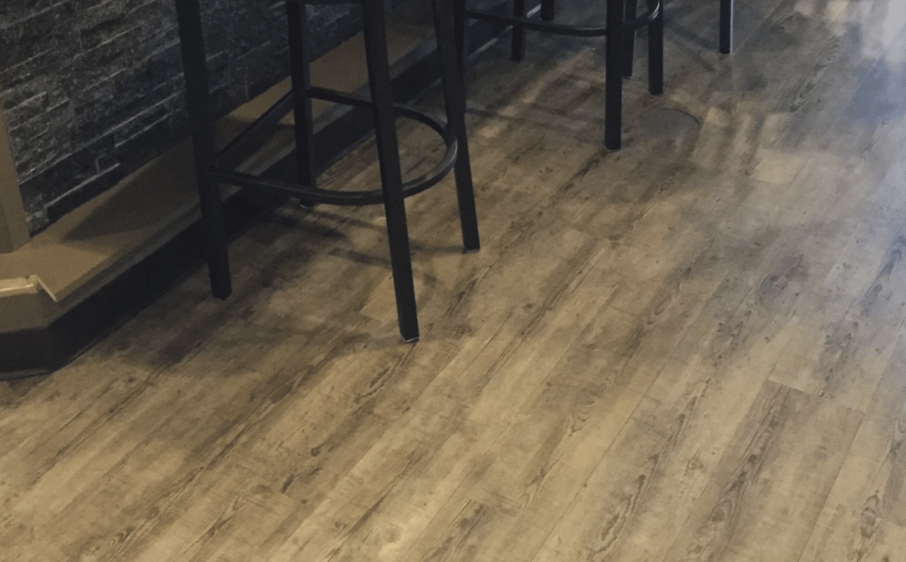 Hardwood flooring from Superb Carpets, Inc. in St. Charles, IL