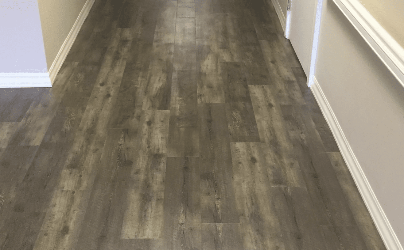 Luxury vinyl plank flooring from Superb Carpets, Inc. in Carol Stream, IL