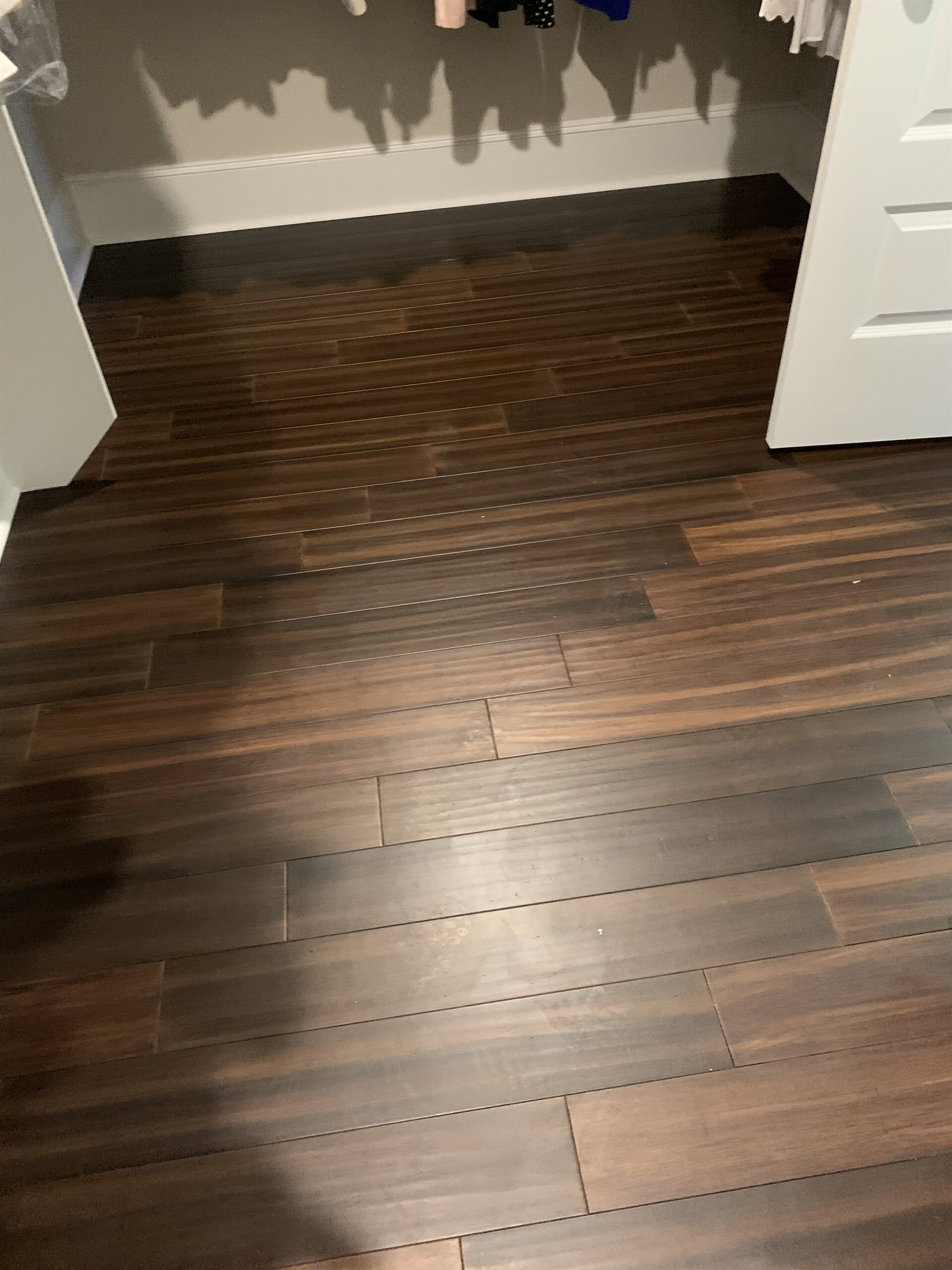 Bamboo flooring from Houston Floor Installation Services in Spring, TX