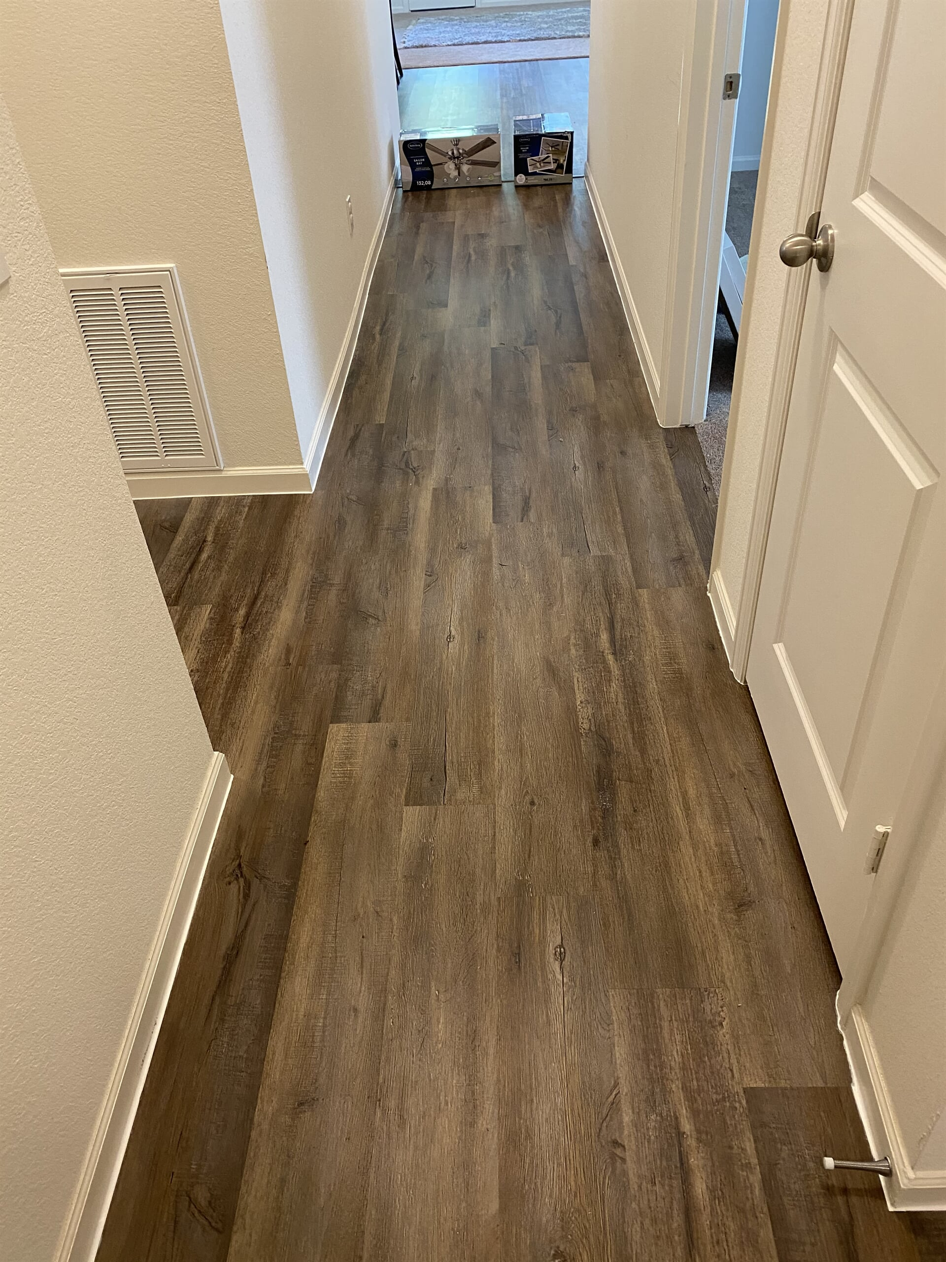 Waterproof flooring from Houston Floor Installation Services in Conroe, TX