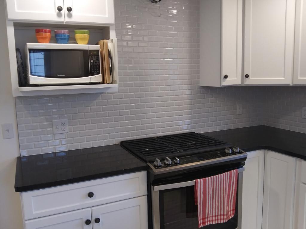 Tiny tile backsplash 10.1