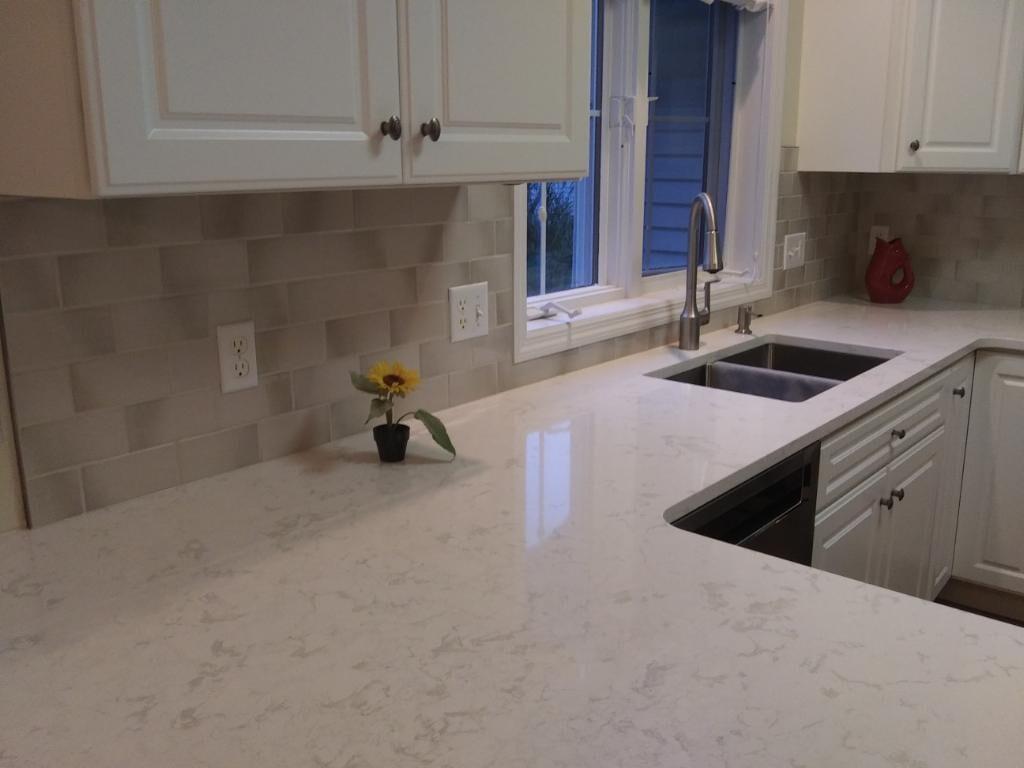 Tiny tile backsplash 10.1 5
