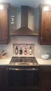 Tiny - Kitchen with Mosaics 3