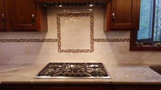 tile backsplash tiny