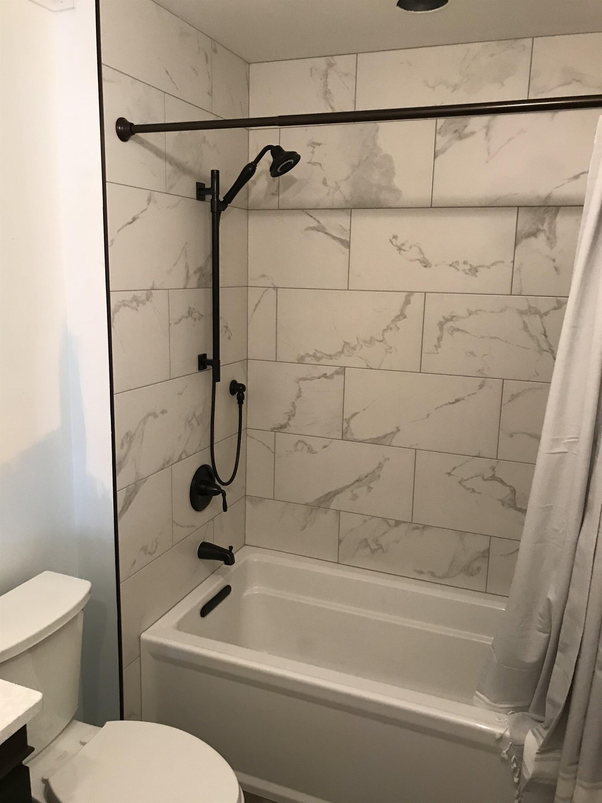 Kevin- tile shower... 1.5.19