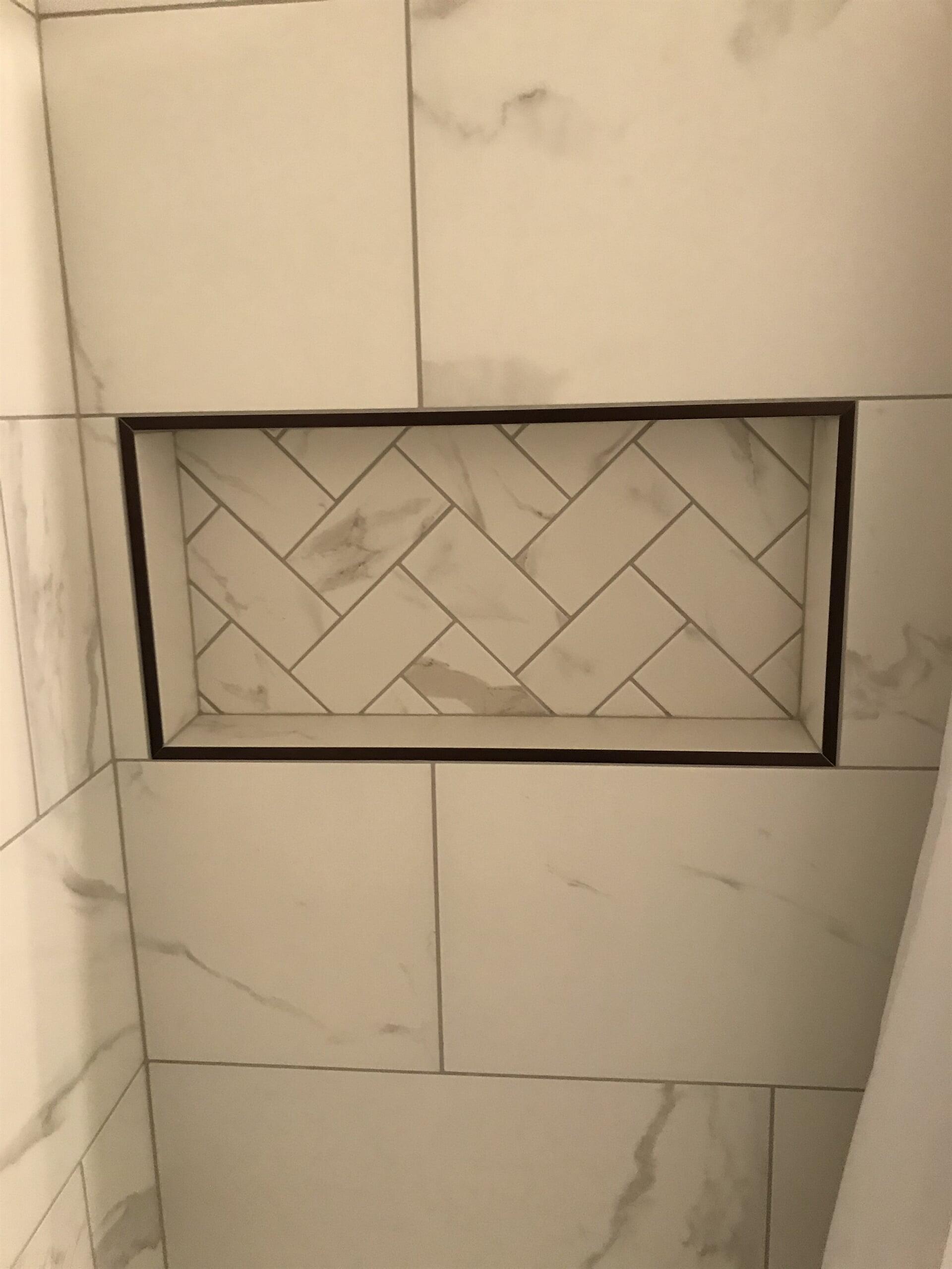 Kevin- Shower niche 1.5.19